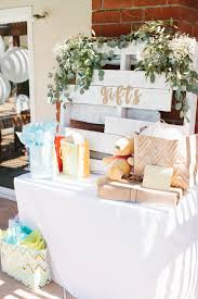 a simple shower for baby boy mrs seacannon
