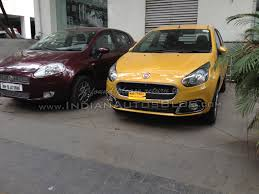 old fiat fiat punto evo facelift vs old fiat punto indian autos blog
