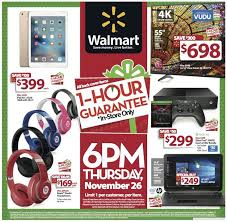 walmart black friday 2015 ad includes major deals