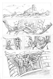 icarus and daedalus page 1 pencils picture icarus and daedalus
