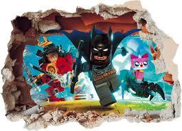 lego batman wall art hole printed vinyl sticker decal childrens lego batman wall art hole printed vinyl sticker decal childrens bedroom boys