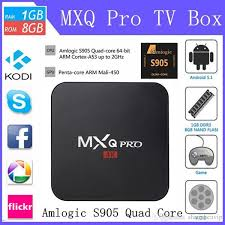pro android mxq pro android smart tv box better then the firesticks