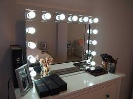 wall mount makeup mirror 10x lighted doherty house the benefit