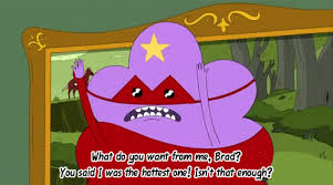 Lumpy Space Princess Meme - 17 times lumpy space princess was everything
