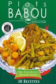 cuisine alg駻ienne samira pdf plats babou mme hafida bouyahiaoui bettache livre