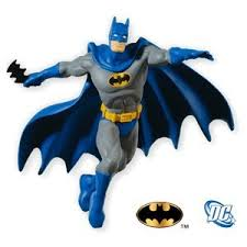 batman ornament and collection