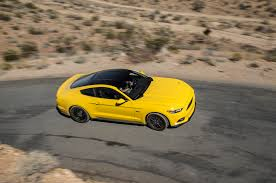 Black 5 0 Mustang 2016 Ford Mustang Gt First Test Review Motor Trend
