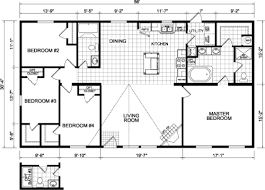 Floor Plans For Modular Homes The Advantages Of Using Modular Home Floor Plans For Your Home
