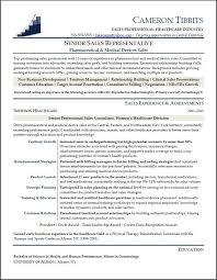 outside sales resume exles resume sle for pharmaceutical sales http resumesdesign