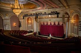 Home Theater Decor Packages by Weddings Genesee Theatre
