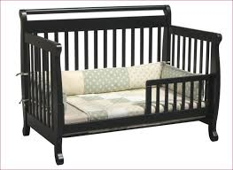 Toddler Bed Rail For Convertible Crib Convertible Cribs Bronze Wooden Bed Upholstered Savanna