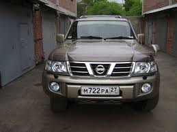 nissan safari for sale 2002 nissan safari photos 4 5 gasoline automatic for sale