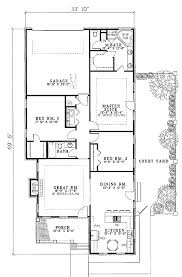 private side courtyard 59082nd architectural designs house plans