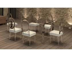 Salon Baroque Pas Cher by Table Et Chaises Baroque