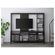tomnäs tv storage unit white ikea