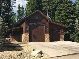 mountain cottage u0026 rv garage rustic boise by j truex