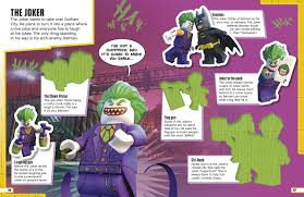 Flag It Stickers The Lego Batman Movie Ultimate Sticker Collection Amazon Co Uk