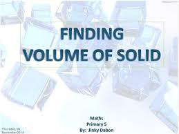 ks2 introduction to volume of cuboid by jinkydabon teaching