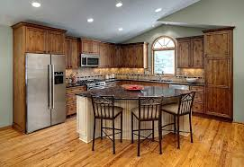 Kitchen Triangle With Island Unique Shaped Kitchen Islands Kitchen Gorgeous Triangle Island