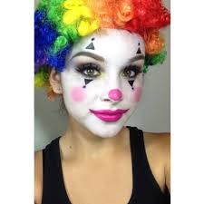 clown makeup tutorial halloween youtube
