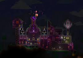 weekly building contest thread haunted house terraria