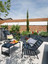 petit salon de jardin pour terrasse des meubles déco pour l aménagement de sa terrasse