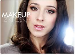 alina rose makeup dzienny makijaż z kreską
