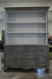 antique dining room hutch hand painted european hutch painted hutch with open shelves