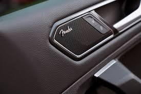 volkswagen tiguan 2018 interior 2018 volkswagen tiguan suv to feature fender premium audio system