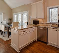 Kitchen Peninsula Design Kitchen Peninsula Designs With Seating How To Turn A Kitchen
