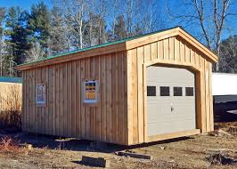 Overhead Shed Doors 12x20 Shed Kit Garage Shed Kits Garage Kits For Sale