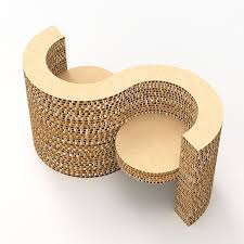 best 25 cardboard furniture ideas on pinterest cardboard chair