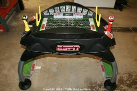 electronic table football game north state auctions auction fathers day frenzy premium item