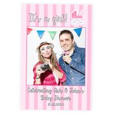 baby shower frames baby shower selfie frame cutout its a girl photo booth prop