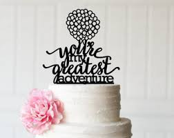 up cake topper wedding cake topper to the moon and back wedding cake topper