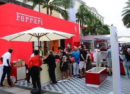 ferrari building ferrari nyse race to introduce new luxury merch in 2017