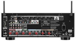 yamaha amplifier home theater denon and yamaha refresh their av receiver lineups