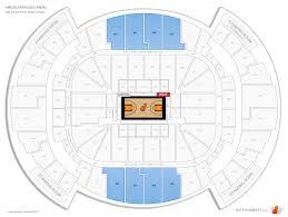 Rexall Floor Plan Americanairlines Arena Miami Fl Basketball 300 Level Center Jpg