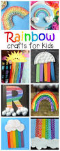 rainbow crafts for kids rainbows spring summer and saints