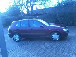 nissan almera used car nissan almera 02 used daily and verry reliable 5 door mot and