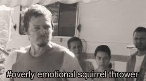 Dead Squirrel Meme - the walking dead squirrel memes of the walking dead the