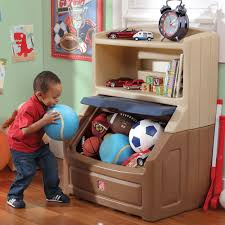 Bookcase For Boys Storage Toy Chest Step2 Bookcase Lift U0026 Hide Kids Play Room