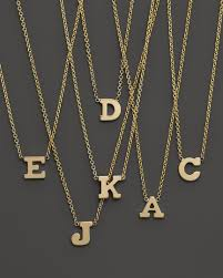 gold letter necklace pendants images Necklace diamond initial earrings initial necklace rose gold jpg