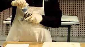 Kitchen Cabinet Glazing Techniques Client Valspar Pin Stripe Glaze Technique 1 Of 13 Youtube