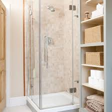ideas for showers in small bathrooms small tiled showers fitcrushnyc
