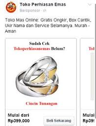 cincin online toko perhiasan emas toko emas online
