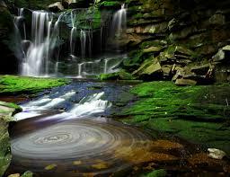 North Dakota waterfalls images File elakala waterfalls swirling pool mossy rocks jpg wikipedia jpg