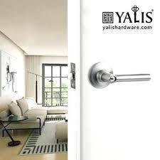 Interior Door Locks Types Interior Door Locks Supplies Beech Wooden Handle Spherical