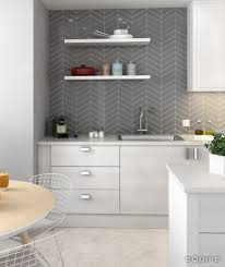 White Backsplash Kitchen by Kitchen Backsplash Mosaic Backsplash Ideas White Backsplash