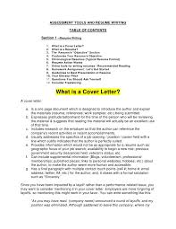 Wat Is A Resume How To Write Covering Letter For Accounts Job Top Personal